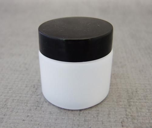 Empty 30ml, 60ml, 120ml & 250ml Jars with Black Screw Lids