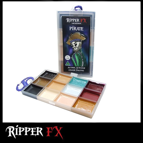 Ripper FX Pirate Alcohol Palette