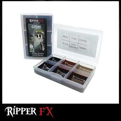 Ripper FX Grime Pocket Palette.