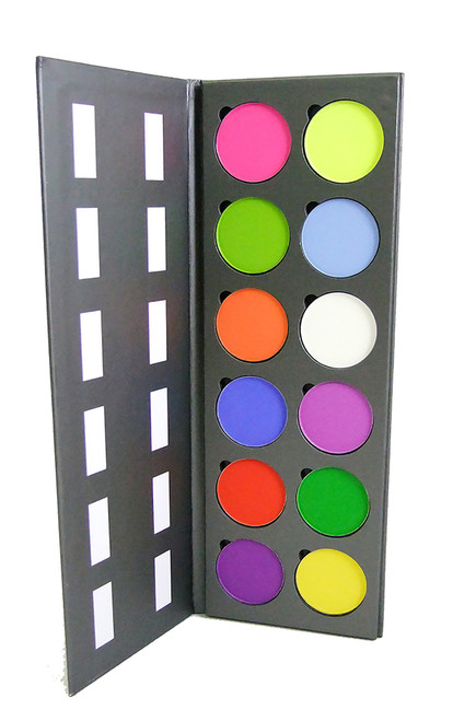 Copy of LimeLily Matte Eyeshadow Brights #2.
