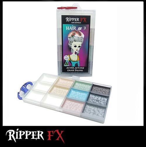 Ripper FX  Hair #3 Palette