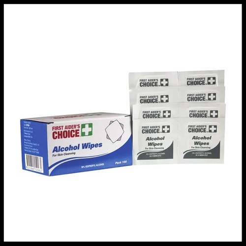 Alcohol Swabs (pack of 100)