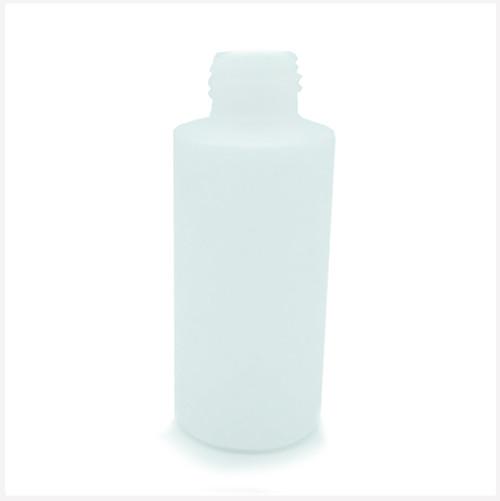 100ml HDPE Round Bottle 24/410 Neck