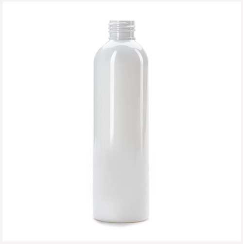 250ml Boston Tall gloss white 24/410