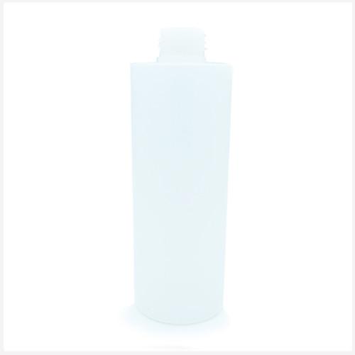 250ml HDPE Square Shoulder Bottle 24/410