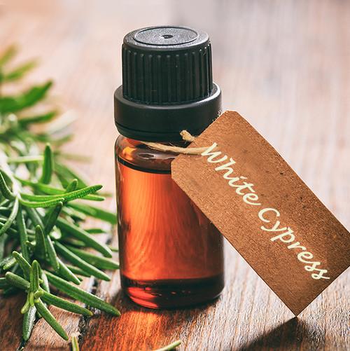 White Cypress essential Oil