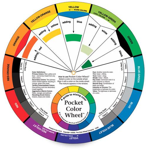 Super Colour Wheel