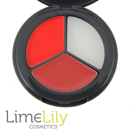 LimeLily Lipgloss Trio Wheel