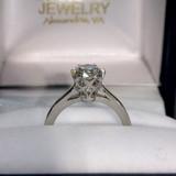 CJ & Sarah's Cathedral Engagement Ring & Wedding Photos