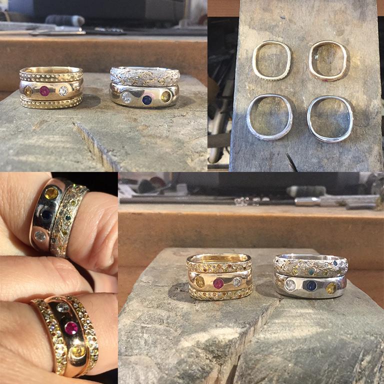 John & Molly's Anniversary Ring