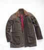 Exventurer Buffalo Nubuck Jacket - Molasses