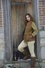Women's Exventurer Nubuck Buffalo Vest - Brown
