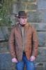 Exventurer Storm Glen Waxed Cotton Sports Jacket - Caramel