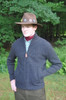 Trossach Sweater - Brown Melange - 30% OFF