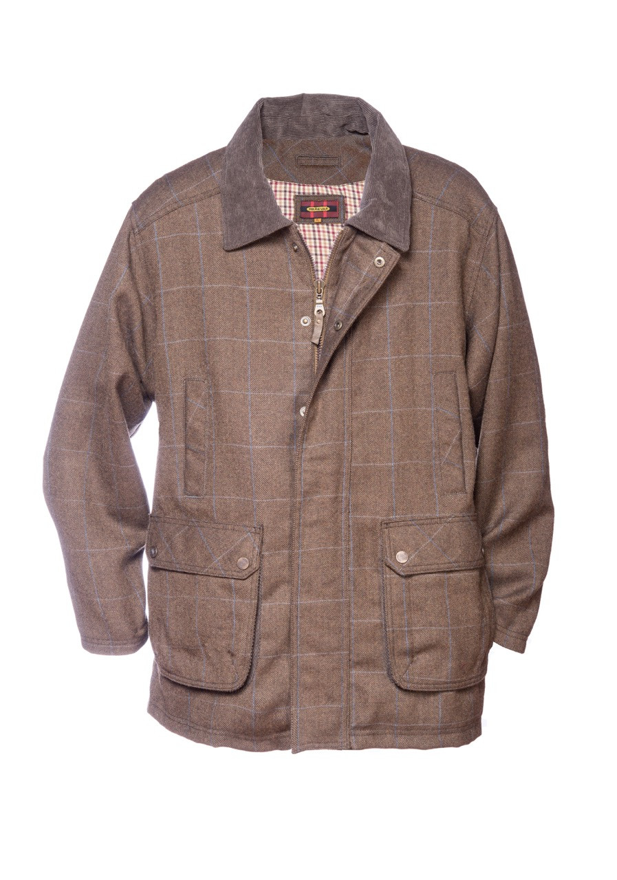 Exventurer Tweed Jacket