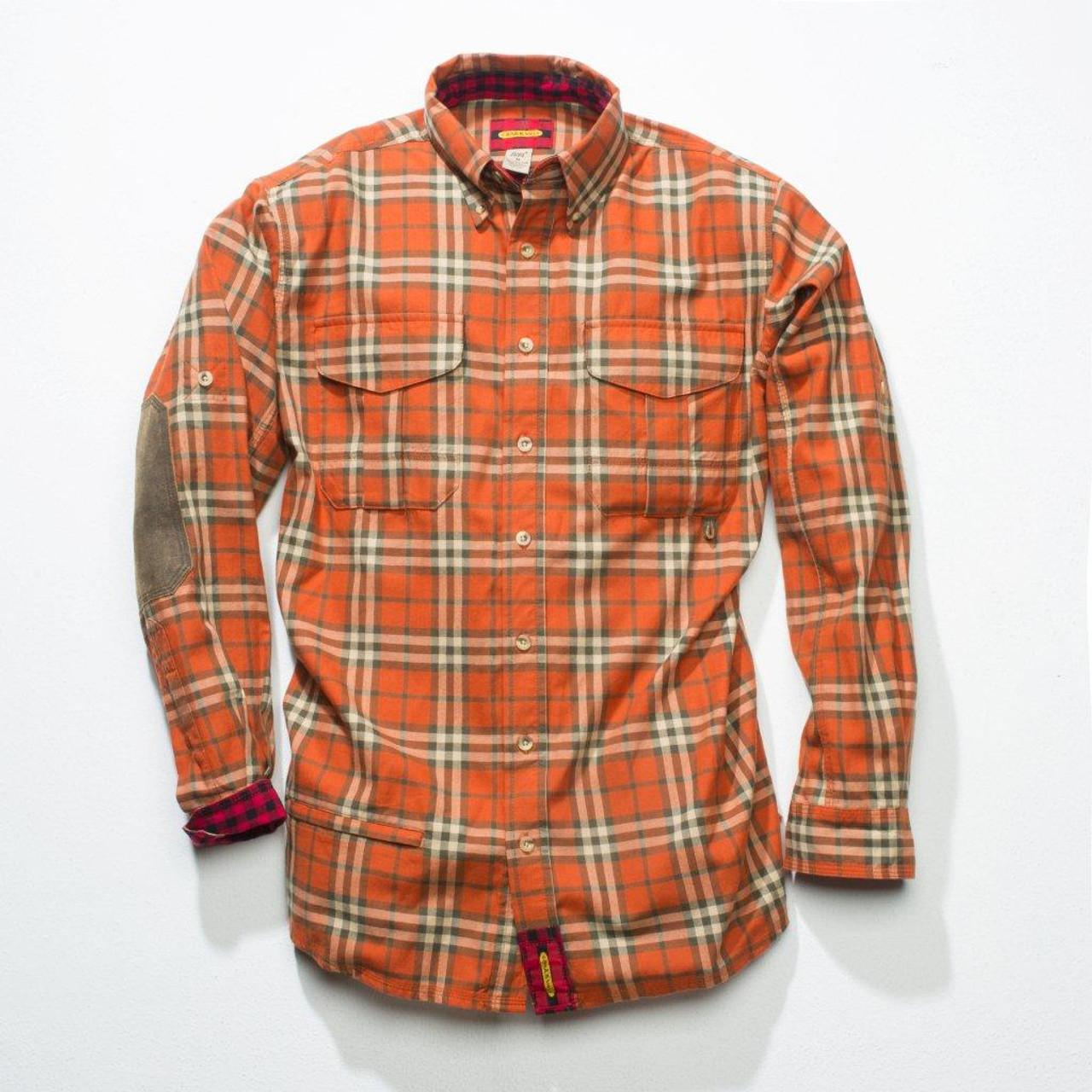 Paddock - Red Rock Rust Estate Plaid - 25% OFF