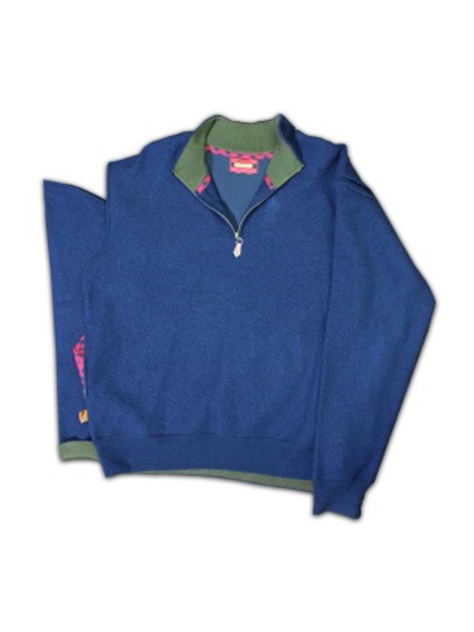 AvieMoor Sweater - Navy