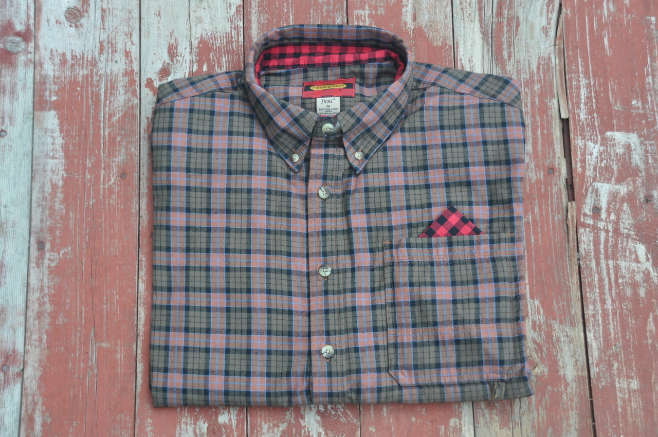 Litchfield - Rangeley District Plaid