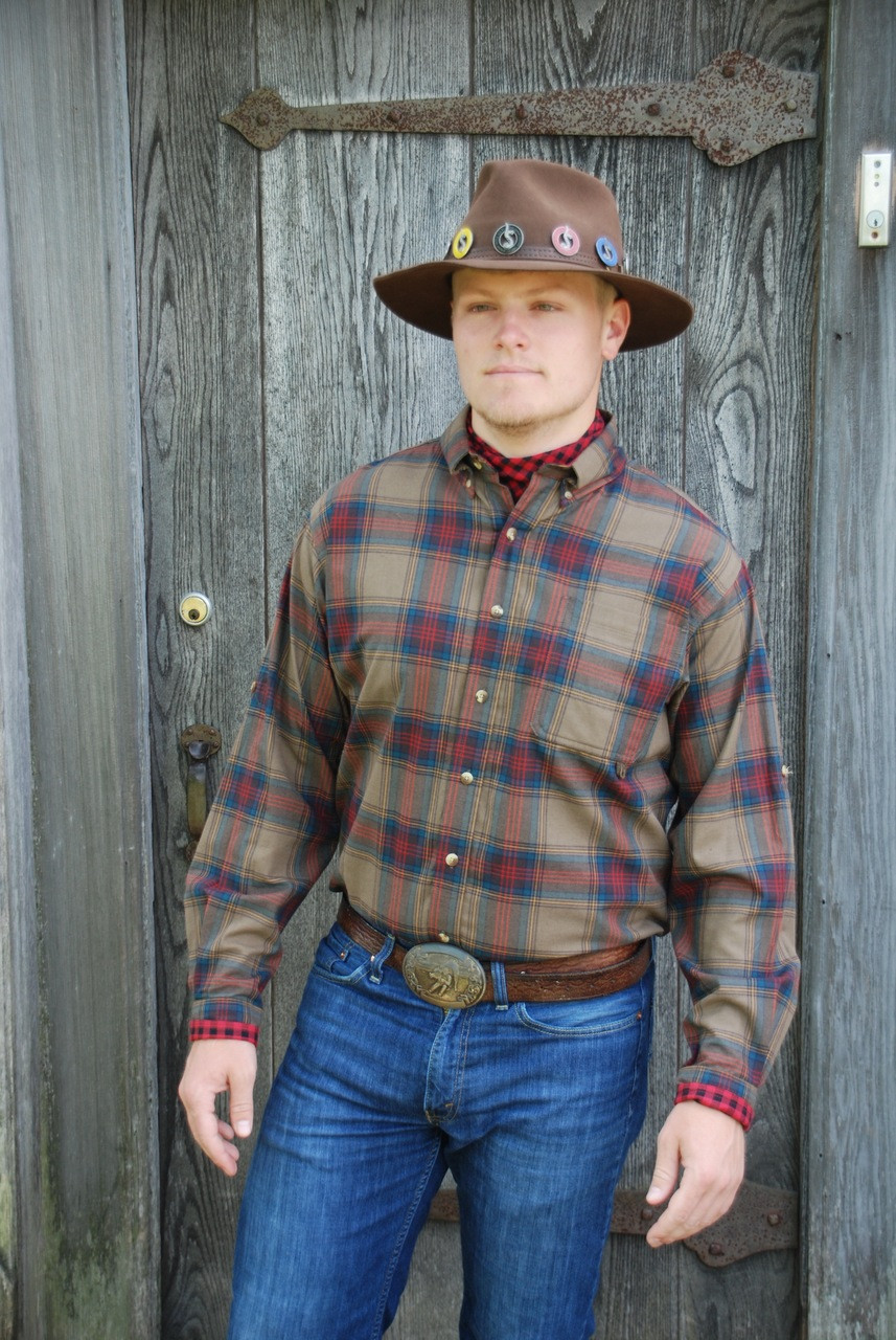 Litchfield - Scoutlander Plaid