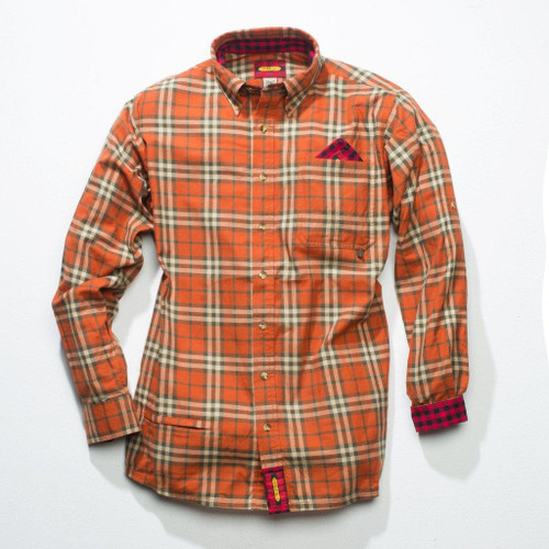 Red Rock Rust Estate Plaid