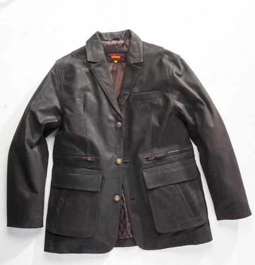 Exventurer Waxed Buffalo Sports Jacket