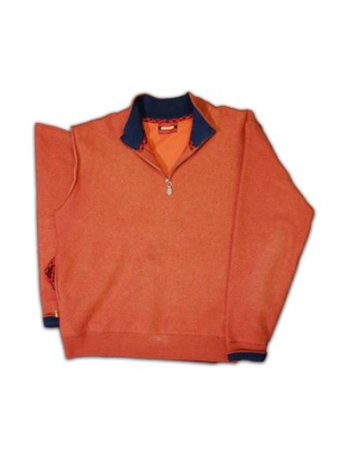 AvieMoor Sweater- Rust