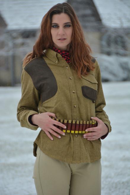 Women's Artemis - Saffron Flannel