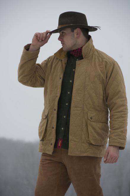 Exventurer Moleskin Jacket - Camel