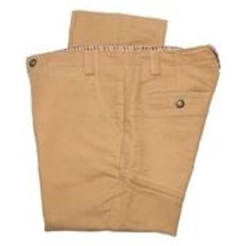 Highland Moleskin Trousers - Camel