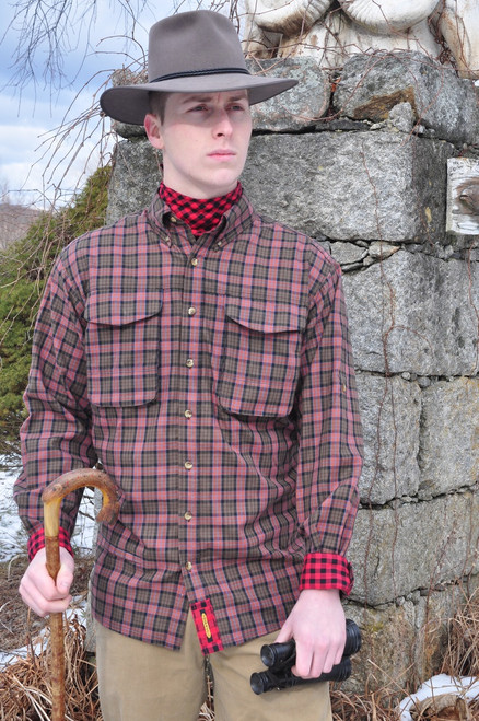 Exventurer - Rangeley District Plaid