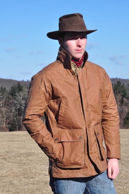 Exventurer Jacket - Storm Glen Waxed Cotton