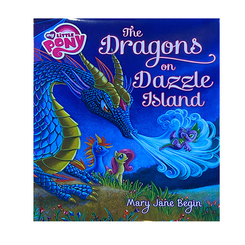 My Little Pony: The Dragon on Dazzle Island