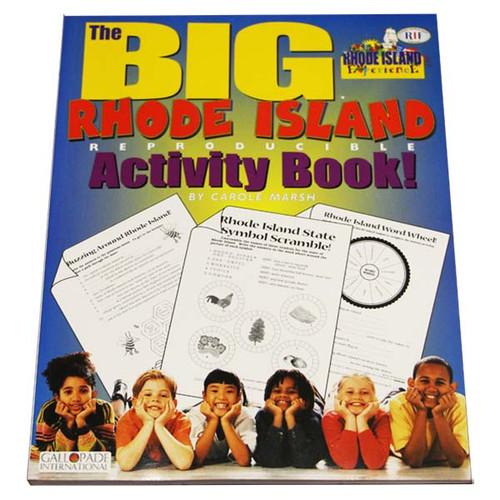 The Big Rhode Island Activity Book