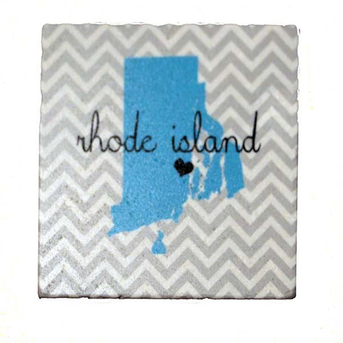 Rhode Island with Heart