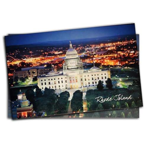 Providence Panorama Postcards - each