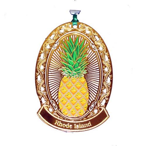 Pineapple Greeting