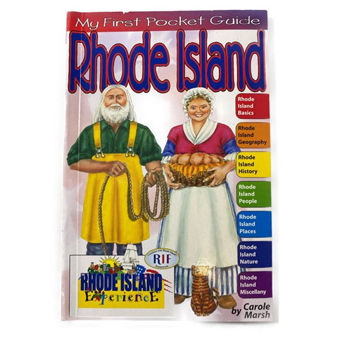 My First Pocket Guide Rhode Island