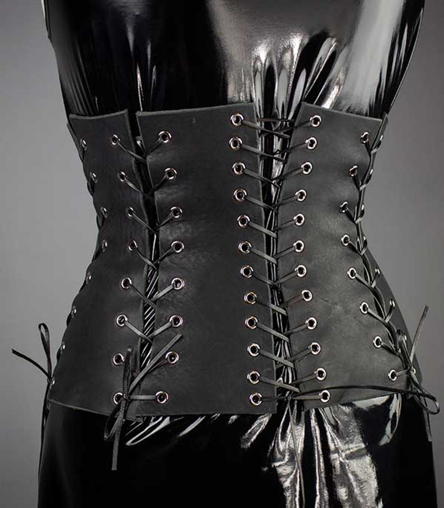 All Sizing Leather Corset