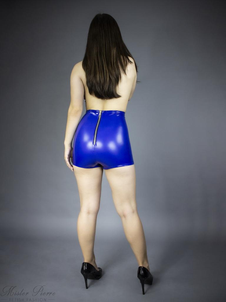 Empire Waist Booty Shorts