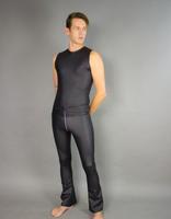 Custom Zipper Front Leggings