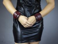 Slide Lock Wrist Cuffs