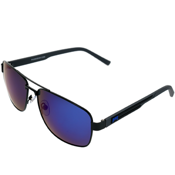M6 Metal Double Bar Navigator Sunglasses