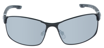 Satin Gunmetal frame, Smoke Polarized lens
