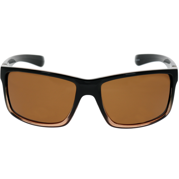 Black Crystal Brown Frame Brown Lens