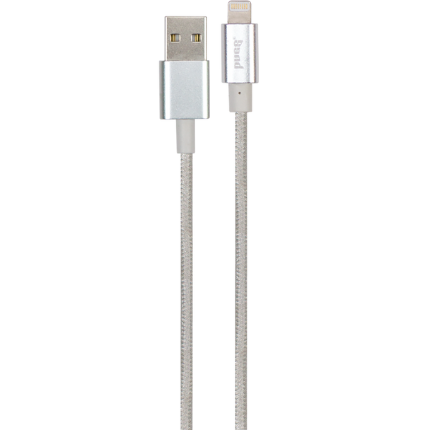 Car Charger With Four Foot Lightning Cable