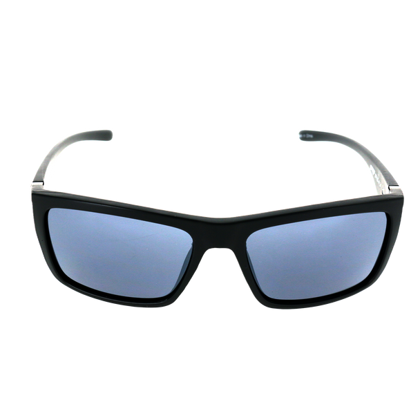 Matte Black frame Smoke Mirror lens