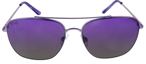 Dark Plum, Purple Multi-Mirror Lens