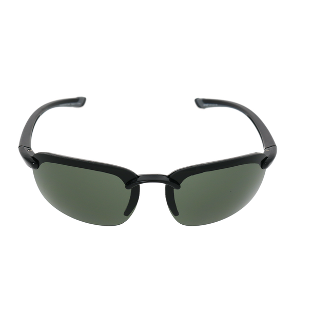 Shiny Black Frame G15 (Green) Lens