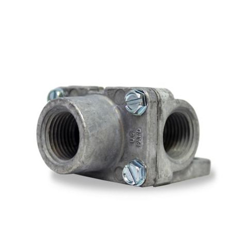FUEL RETURN SPLITTER VALVE