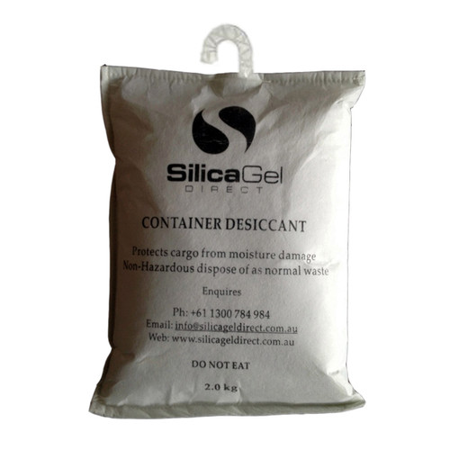 Container Desiccant 2kg 8 bags per carton